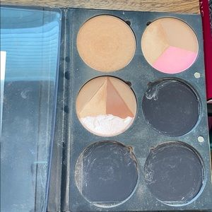 Ofra on the Glow bronzer palette